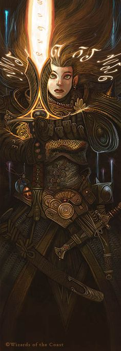 """""""Ardent"""" by wocstudios female elf halfling half-elf   NOT OUR ART - Please click artwork for source   WRITING INSPIRATION for Dungeons and Dragons DND Pathfinder PFRPG Warhammer 40k Star Wars Shadowrun Call of Cthulhu and other d20 roleplaying fantasy science fiction scifi horror location equipment monster character game design   Create your own RPG Books w/ www.rpgbard.com"""