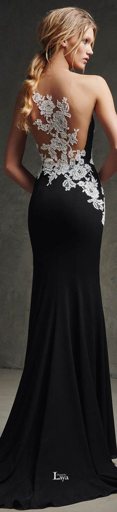 Pronovias 2016 EVENING Dresses                              …