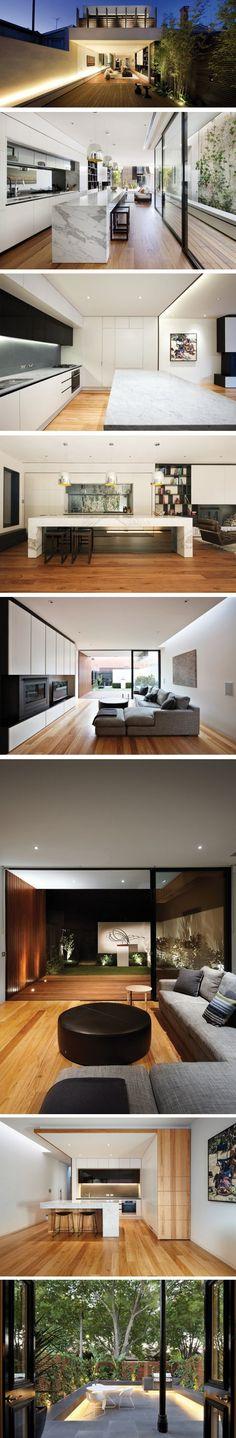 Nicholson Residence by Matt Gibson A + D. 2