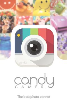 Candy Camera – Selfie Selfies - screenshot