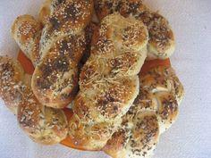 Slané pletienky • recept • bonvivani.sk Basket