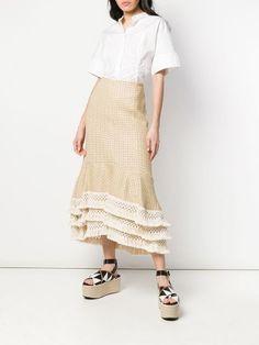 8d894648a7f 3.1 Phillip Lim Fringed Midi Skirt