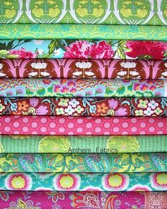 Amy Butler Soul Blossoms Fabric