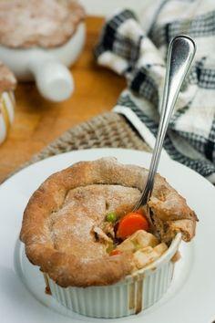 Phase 2 - Healthified Chicken Pot Pie