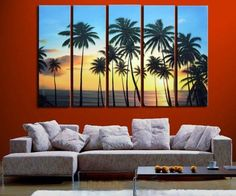 Free Shipping5118 Handpainted Modern Landscape Oil Paintings | Buy Wholesale On Line Direct from China