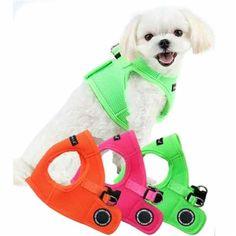 CHOICE OF FREE FABRIC DOG HARNESS SMALL BESPOKE HARNESS