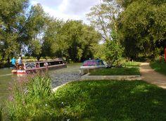 Oxford Fiddler's Island Thames Path, Paths, Golf Courses, Trail, Oxford, England, English, Oxfords, British