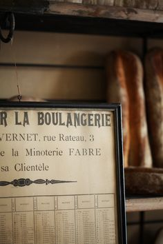 boulangerie    I'm wishful to have my own little bakery someday, along side my Rosey Tea Room X lynne