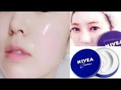 It's Not A Joke!Apply Nivea Creme like this on Your Skin & See what Happ. Natural Beauty Tips, Natural Cures, Nivea Creme Uses, Beauty Secrets, Beauty Hacks, Face Care, Skin Care, Face Treatment, Lip Balm