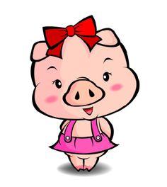 Cute piggy!