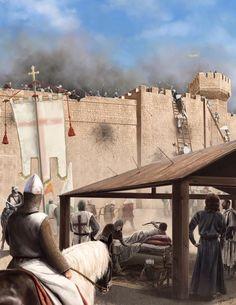 Siege of Arce