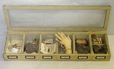 Wendy Aikin Paintings & Assemblage Mixed Media, Assemblage
