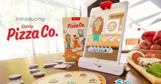 Osmo – Award-Winning Educational Games System for iPad