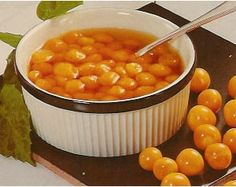 Como preparar Dulce de Uchuvas - CocinaGratis.net
