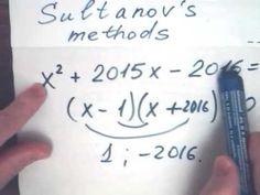 Решение олимпиады по математике для школьников методом Султанова. Логарифмические уравнения и неравенства . your tutor info Логарифмических Логарифмическим уравнениям и неравенствам в вариантах ЕГЭ по математике посвящена задача C3.