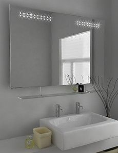 Calista LED Mirror h:600 x w:900 x d:45 mm