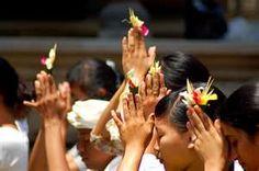 Hindu; worlds 3rd largest religion.
