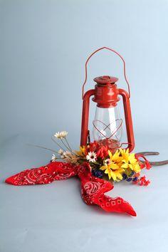 cowboy lantern tea light - Google Search