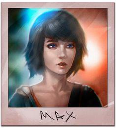 Max Cauldfield (Life is strange) by Vicdakras.deviantart.com on @DeviantArt