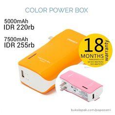 Mau yang 5000mAh atau 7500mAh? Kedua powerbank Pisen ini siap dibungkus gan...  Online shopping: www.bukalapak.com/papazami  Fast Order: HP/WA/TG: 0815-1100-6400 BBM: 5E2E9F7F LINE ID: papazami  #pisen #pisenindonesia #pisenmart #pisenstore #pisenshop #pisenonline #powerbank #papazami #tokopapazami #onlineshop