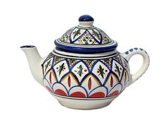 Tabarka Teapot, 24 oz on OneKingsLane.com