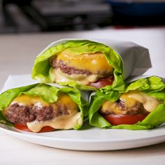 Low-Carb Big Macs s 11 quick and easy curb appeal ideas that make a huge impact, curb appeal, Put up charming board batten shutters Beef Recipes, Cooking Recipes, Lunch Recipes, Appetizer Recipes, Sandwich Appetizers, Veg Appetizers, Appetizer Ideas, Christmas Appetizers, Christmas Recipes