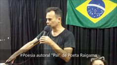"""43 #Poesia """"Pai"""" do Poeta Rai Gama - Café com Poesia 92ª Edição - 25.03...."""