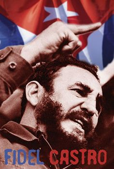 Fidel Castro - EX...President of Cuba