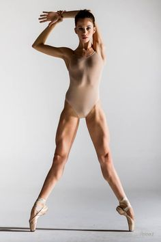 dancer: beautiful strength