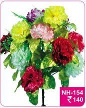 Artificial flower for festival