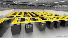 IBM's SuperMUC supercomputer, the fastest in Europe, has been developed alongside an innovative hot water-cooled mechanism that is 40 percent more energy-efficient than air-cooled technology.