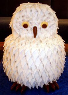 Snowy Owl Cake Pan