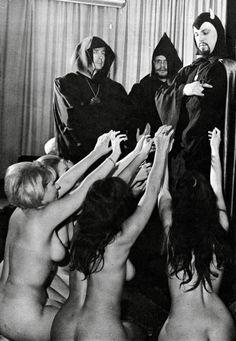 Anton LaVey, Church of Satan, Occult, Satanism, Ritual