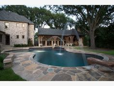 Master Pools Guild | Residential Pools and Spas - Freeform Gallery - Home and Garden Design Ideas