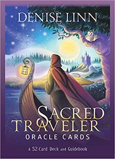 Sacred Traveler Oracle Cards: A 52-Card Deck and Guidebook: Denise Linn: 9781401951580: Amazon.com: Books
