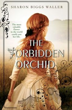 KISS THE BOOK: The Forbidden Orchid by Sharon Boggs Waller - OPTIONAL