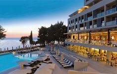 World Travel - Hotel Laguna Parentium Image Designer, Hotels, Marketing, Attraction, Wedding Venues, Images, Activities, Mansions, House Styles