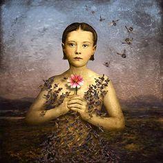 Maggie Taylor: Digital Collage — Daily Art Fixx - Art Blog: Modern Art, Art History, Painting, Illustration, Photography, Sculpture