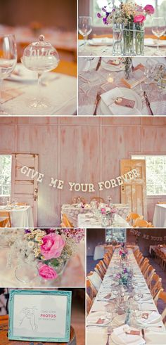 looking for vintage rentals and handmade items to compliment your wedding venues? please visit http://lamarieeboheme.com