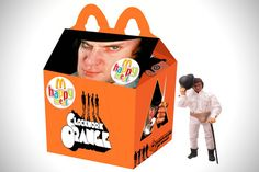 Happy Meals For Grown Up Movie Lovers