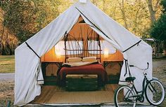 GLAMPING? Alive and Well on the Eastside…See what the Wall Street Journal says…. | Eastside Inside: Haute Happenings East of Lake Washington - seattlepi.com