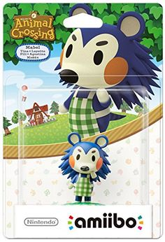 Amiibo 'Animal Crossing' -  Layette Nintendo http://www.amazon.fr/dp/B0158WB5US/ref=cm_sw_r_pi_dp_MHFtwb14EE1W4