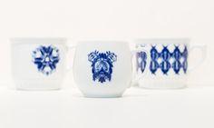 Darujte český design pod stromeček, třeba hrníčky z dílny Martiny Žílové    #czechdesign #design #art #vanoce #darky #jezizesk #gift #christmas #cup #coffee #czech #designer #original #instadesign #online #eshop #xmas #buylocal #illustration #porcelain #cupful Více o mimořádném online prodeji CZECHDESIGN na: http://6b.cz/s.php?U2p