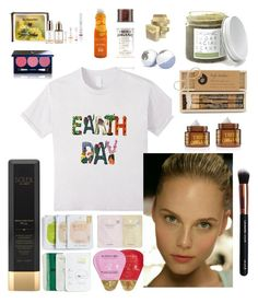 """Organic Beauty"" by kotnourka ❤ liked on Polyvore featuring beauty, Glow Recipe, Dr.Hauschka, Brika, Soleil Toujours, Forever 21, Truly Organic, Vapour Organic Beauty, Acure and M.O.T.D Cosmetics"