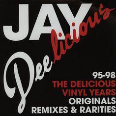 J Dilla aka Jay Dee - Jay Deelicious Colored Edition