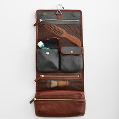 leather travel case from RedEnvelope.com....a great gift one day :)