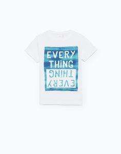 Lefties - t-shirt estampado - 0-250 - 01010702-V2016