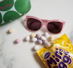 Fashion for Lunch features Boden Selina Sunglasses. Click through for more!