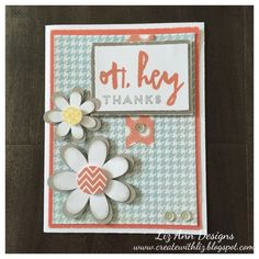 Happy National Stamping Month!  I would like to share my Hello Life workshop cards using Zoe. These were so much fun to design! I love how f...