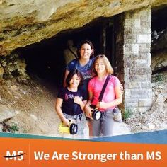We are stronger than MS